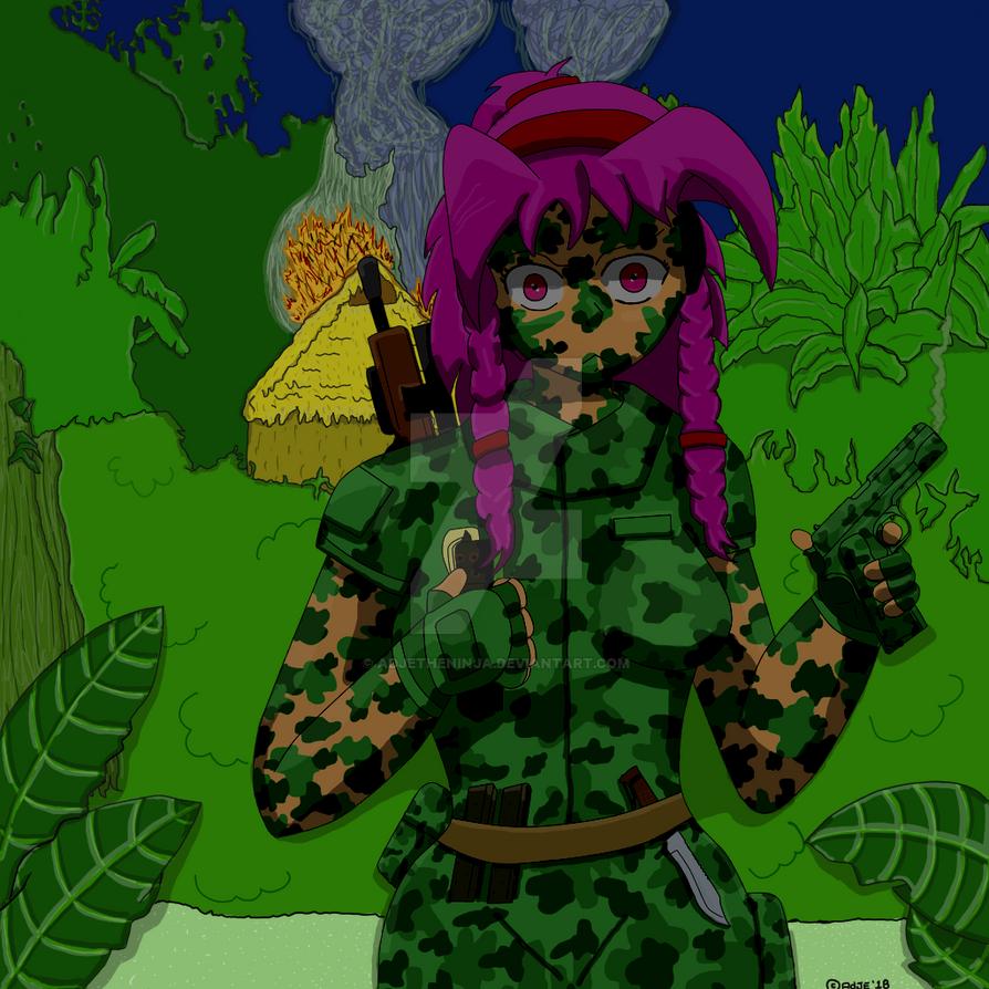 Anime Jungle Manaus 2019: War Is Hell By Adjetheninja On DeviantArt