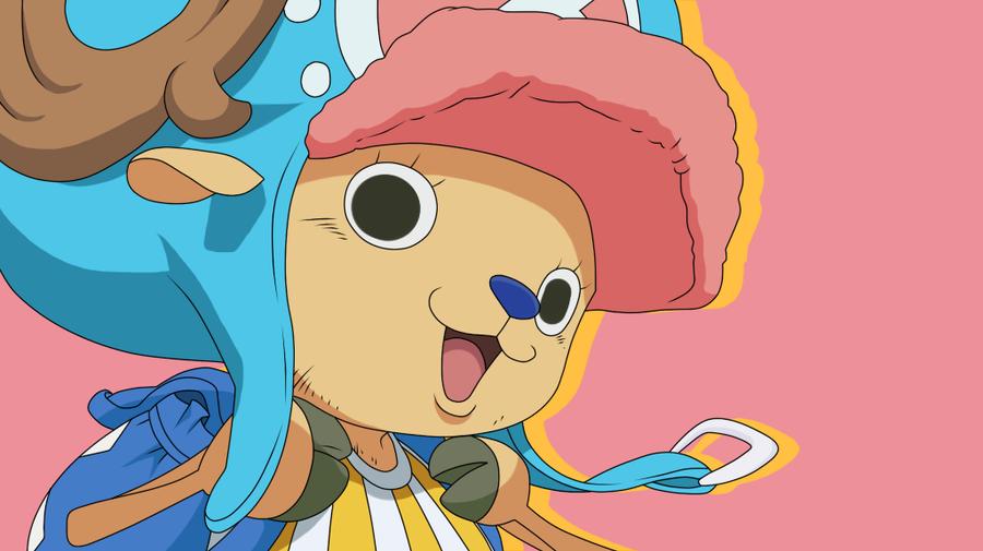 Información de One Piece Tony_tony_chopper___we_go__by_misakibyakko-d598msx
