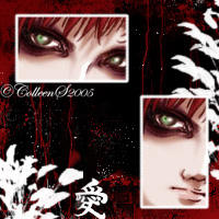 Real Gaara color preview by mreviver