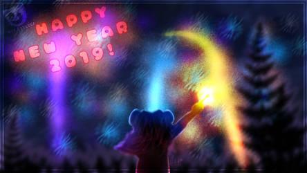 HAPPY NEW 2019!