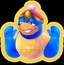Kirby - King Dedede again q