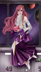 Lacus Clyne by RubyKeane