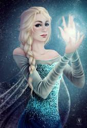 Elsa by RubyKeane