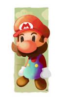 Mario by heeycah