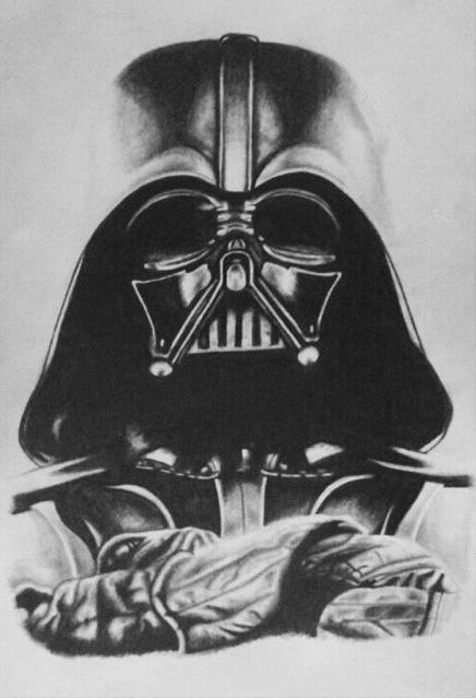 Darth Vader by heeycah