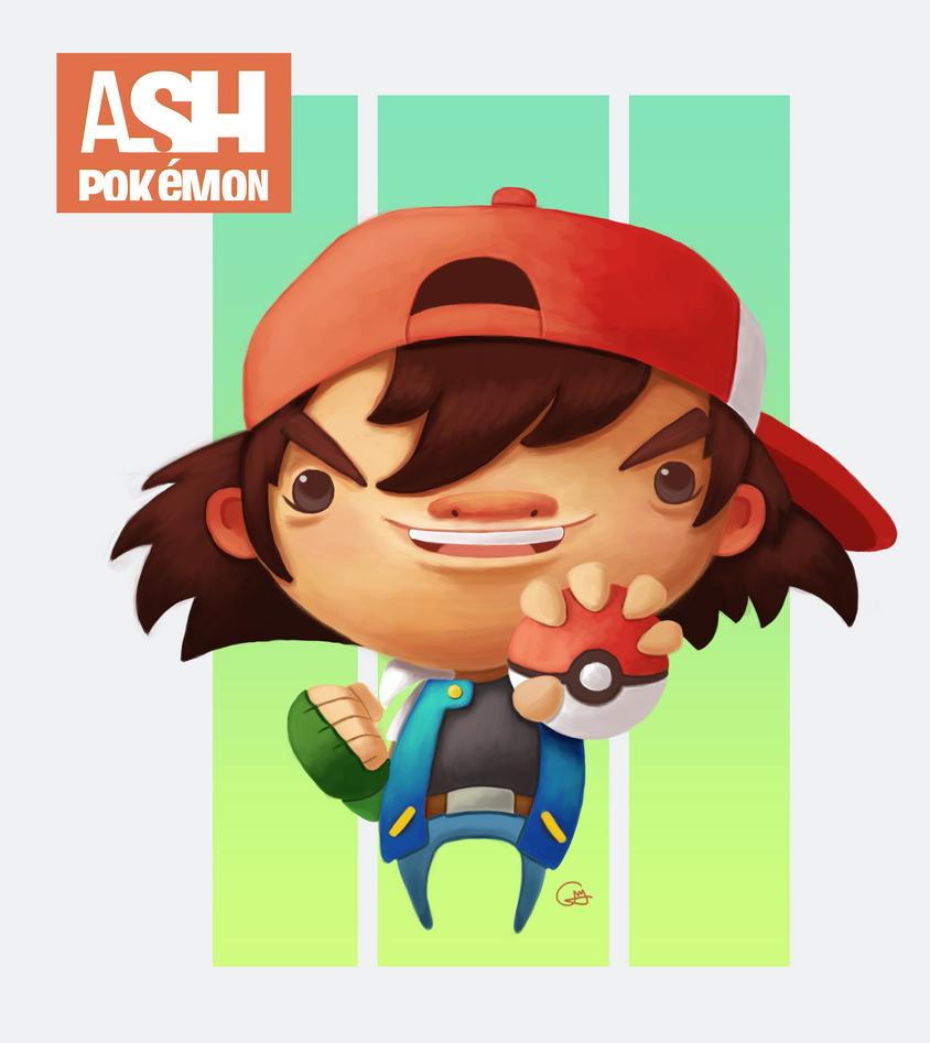 Ash by heeycah
