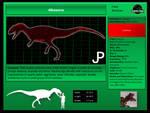 JP Allosaurus