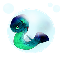 The Magical Bubble by ToxicKittyCat