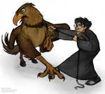 Come on Buckbeak