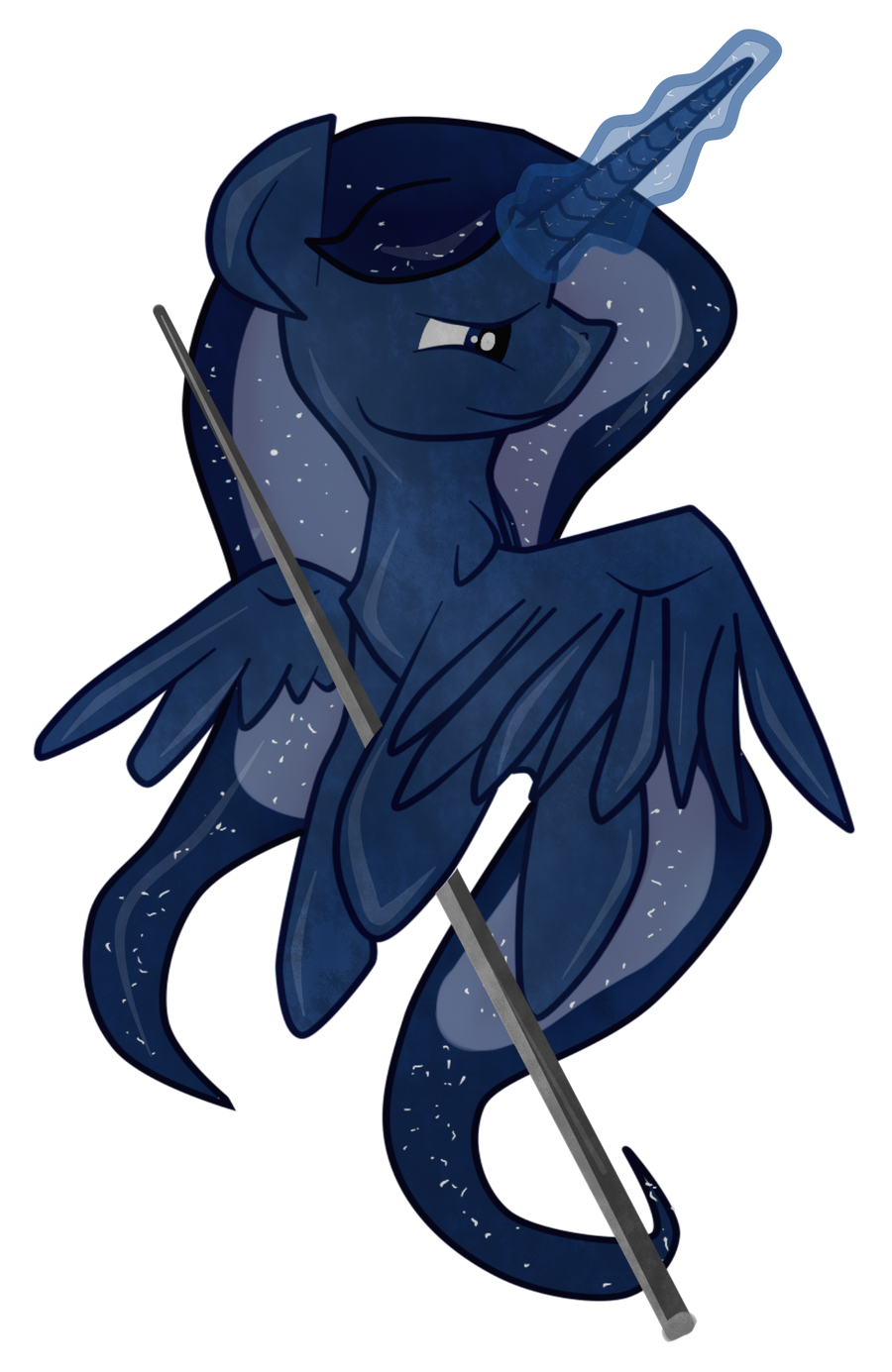 The Princess of the night by ToxicKittyCat