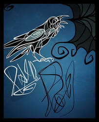 The Raven by Poe