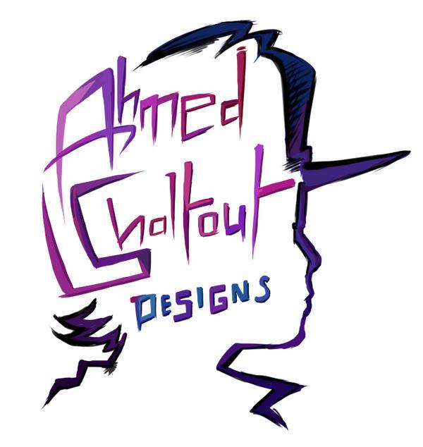 Ahmed Shaltout Designs Logo by amorias