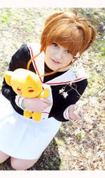 cardcaptor sakura cosplay II by MrRomanchikku