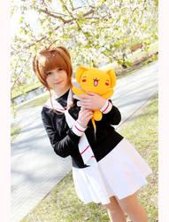 cardcaptor sakura cosplay III by MrRomanchikku