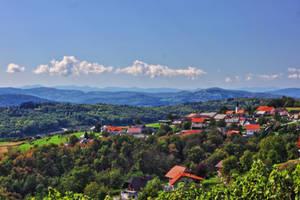 View from Trska gora by luka567