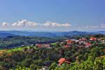 View from Trska gora