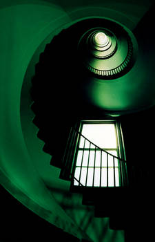 Spiral staircase - Reedited
