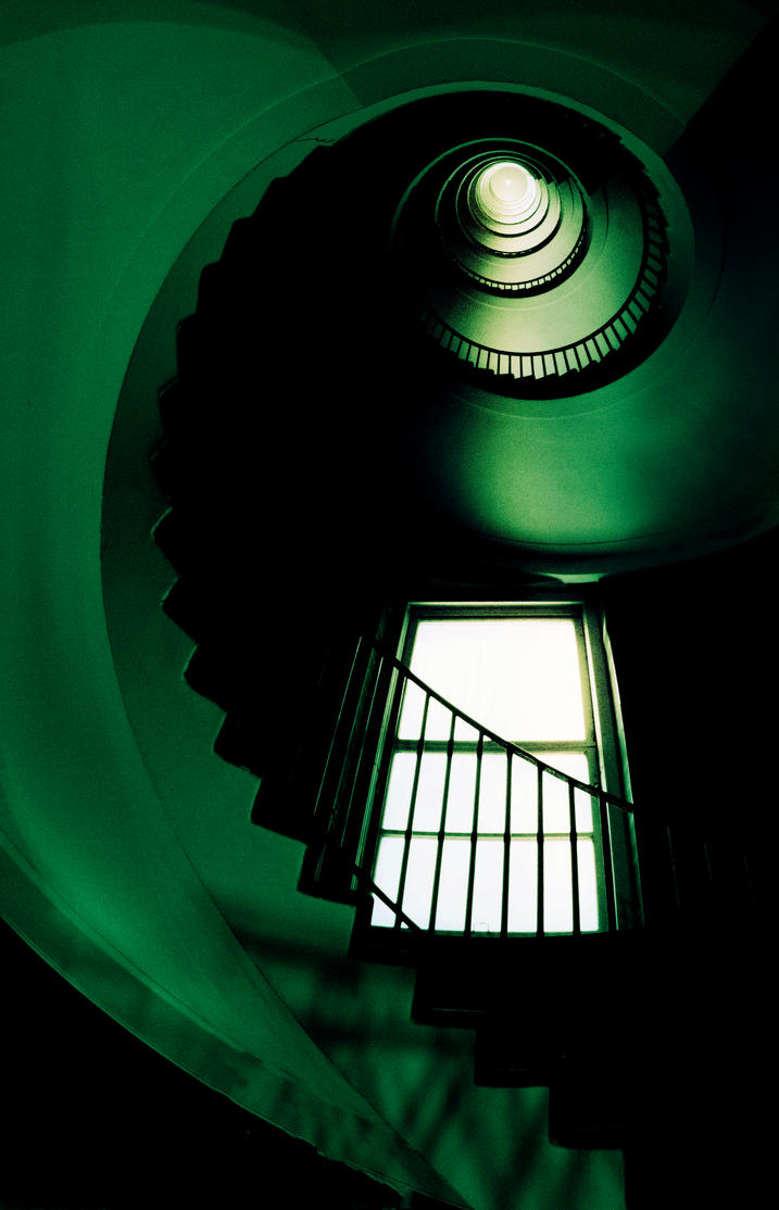 Spiral staircase - Reedited by luka567