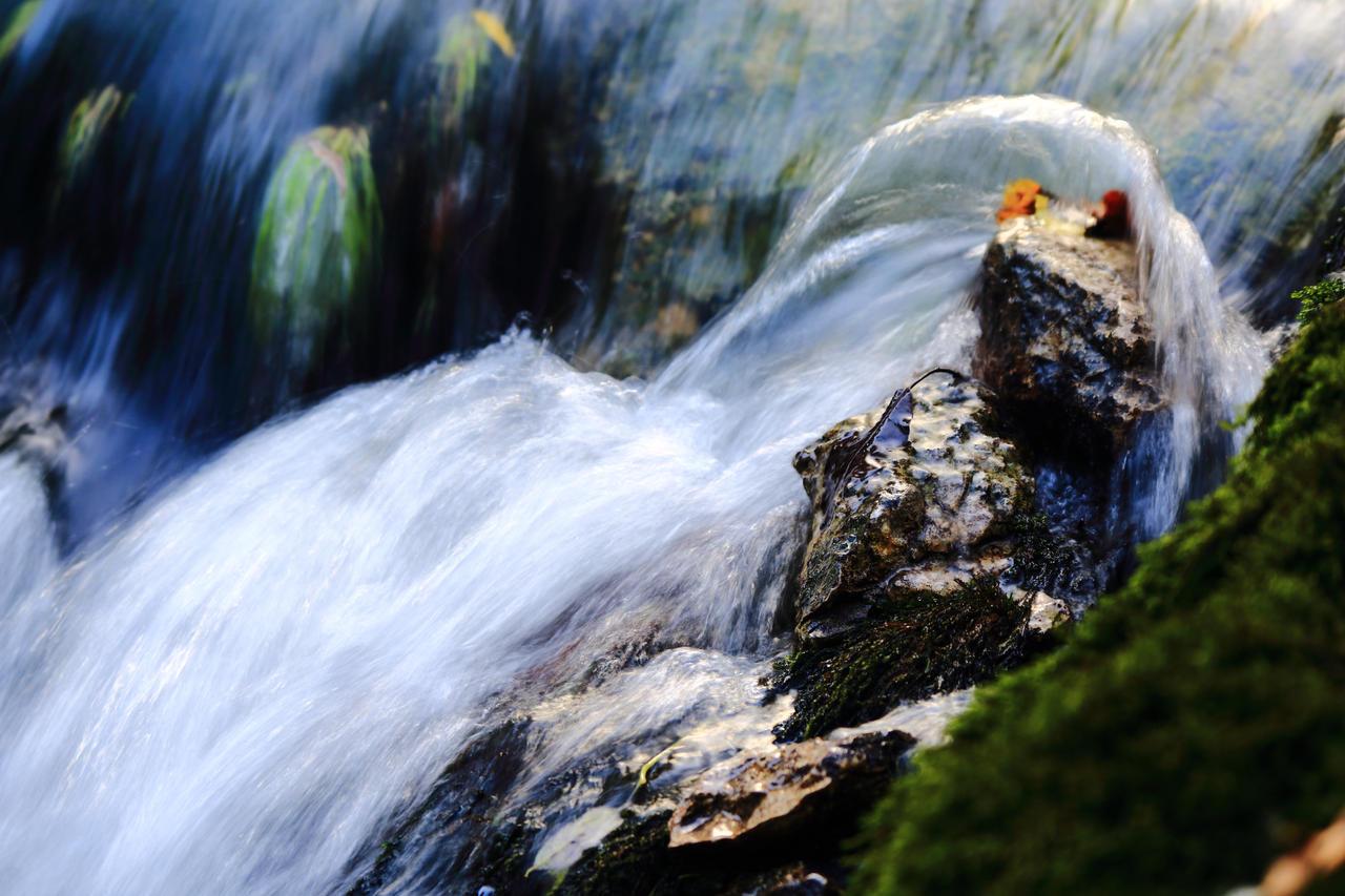 Running water by luka567