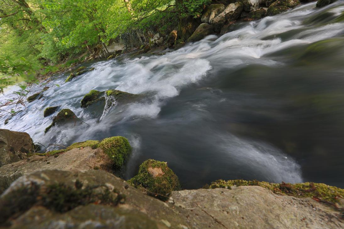 It's in the water II by luka567