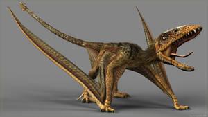 Dimorphodon by sash4all