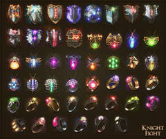 Knightfight equip by sash4all