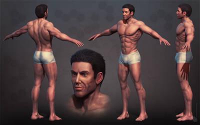 Athletic body sculpt