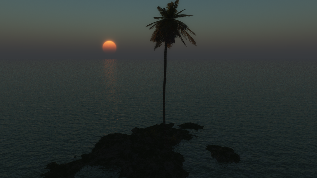 1080p art small island - photo #1