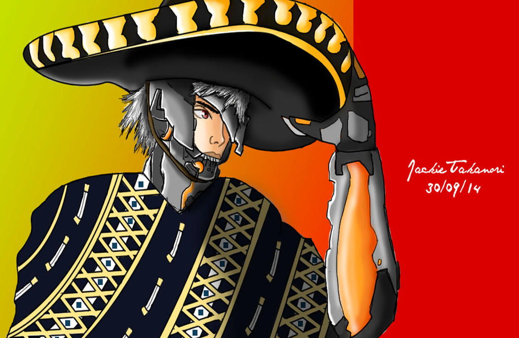 Raiden Mariachi style by JackieTakanori
