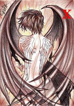 Kamui Shirou - X