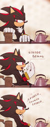 THE ULTIMATE COFFEE FORMULA by Ami-Dark