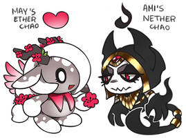Ether and Nether Chao by Ami-Dark