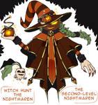 Witch Hunt the Nightmaren by Ami-Dark