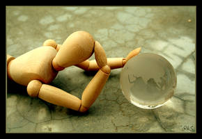 Gosh, my little world. by ahmedwkhan