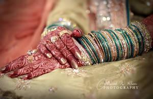 wedding hands - III