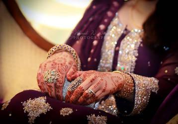 wedding moment - V by ahmedwkhan