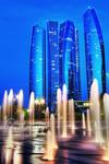 Jumeirah Etihad Towers - Abu Dhabi by ahmedwkhan
