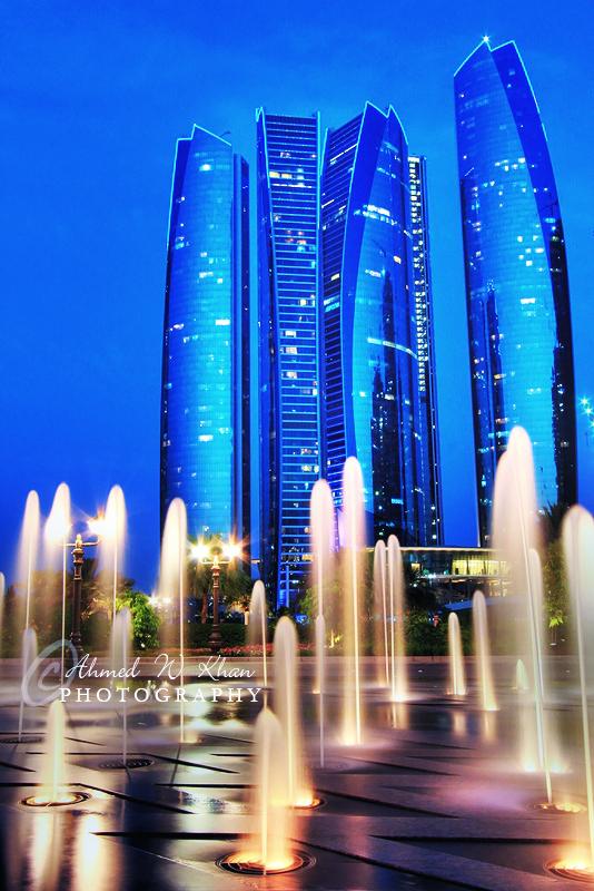 Hotel Jumeirah Etihad Towers, Abu Dhabi, UAE - Booking.com