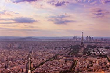 Paris it is!