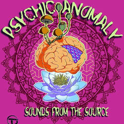 Psychic Anomaly - Sounds from The Source