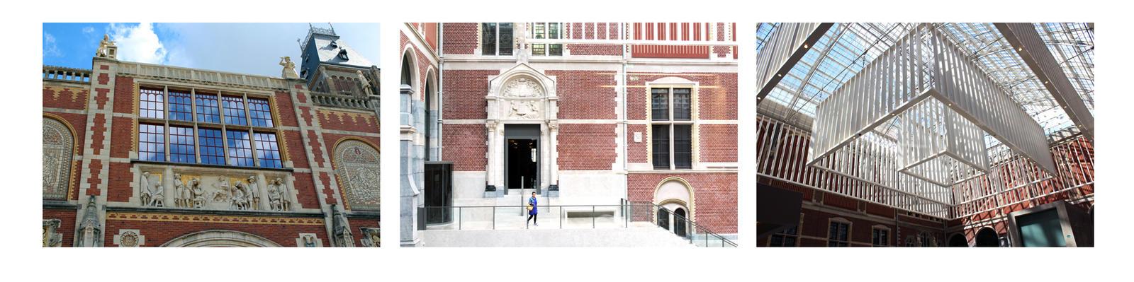 Rijksmuseum (three in three) by peevee01