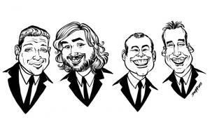 Impractical Jokers by RobDumo