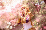 Zelda - Hyrule Warriors Cosplay by MariLunaCosplay