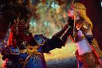 Ganondorf x Zelda - Hyrule Wariors!