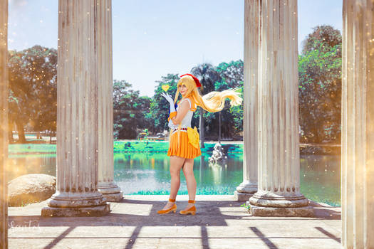 Sailor Venus!