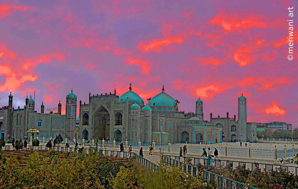 mazar e sharif chat sites Mazar-e sharif (مزار شریف), officially called mazari sharif and also  as the blue  mosque, was constructed on the site and the city of mazar grew around it.