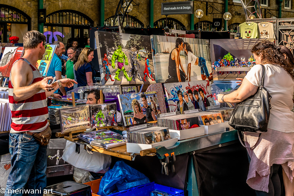 Covent Garden Market 091419 by meriwani