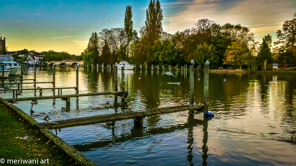 Henley-on-Thames 101427 by meriwani