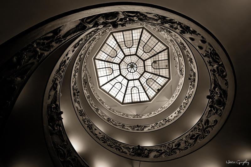 Fractal stair by Hgonzag