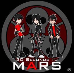 30 Seconds to Marsness